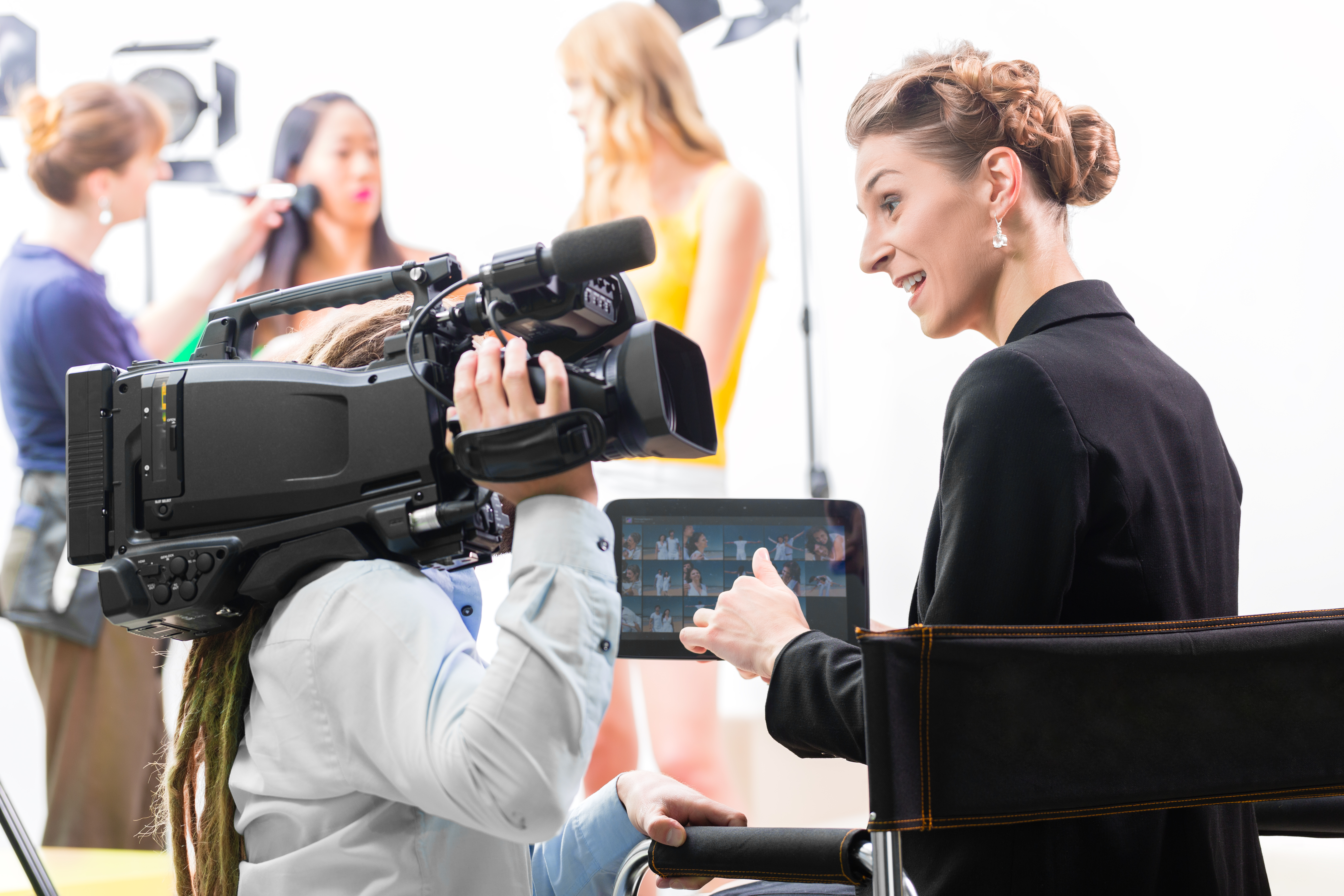 Role of a Video Production Company in Business Marketing