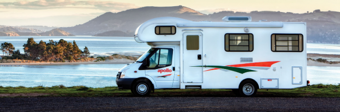 motorhome in New South Wales
