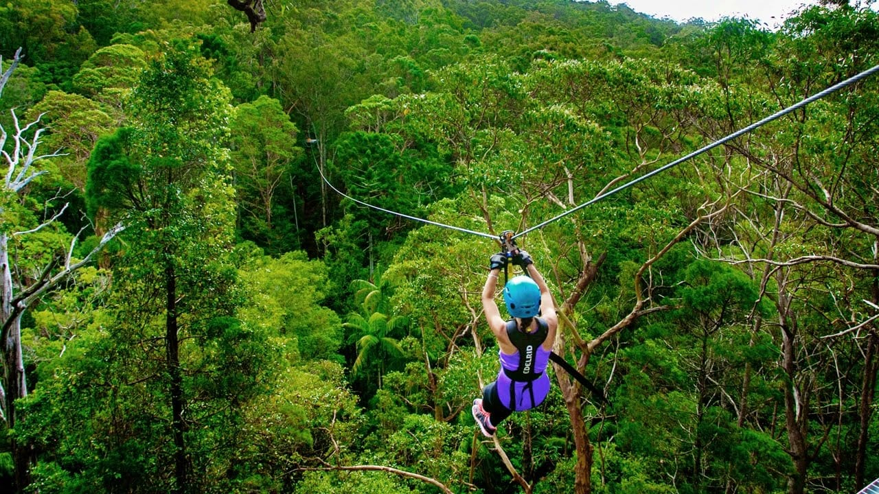 Things to do in Adrenaline Park Scenic Rim