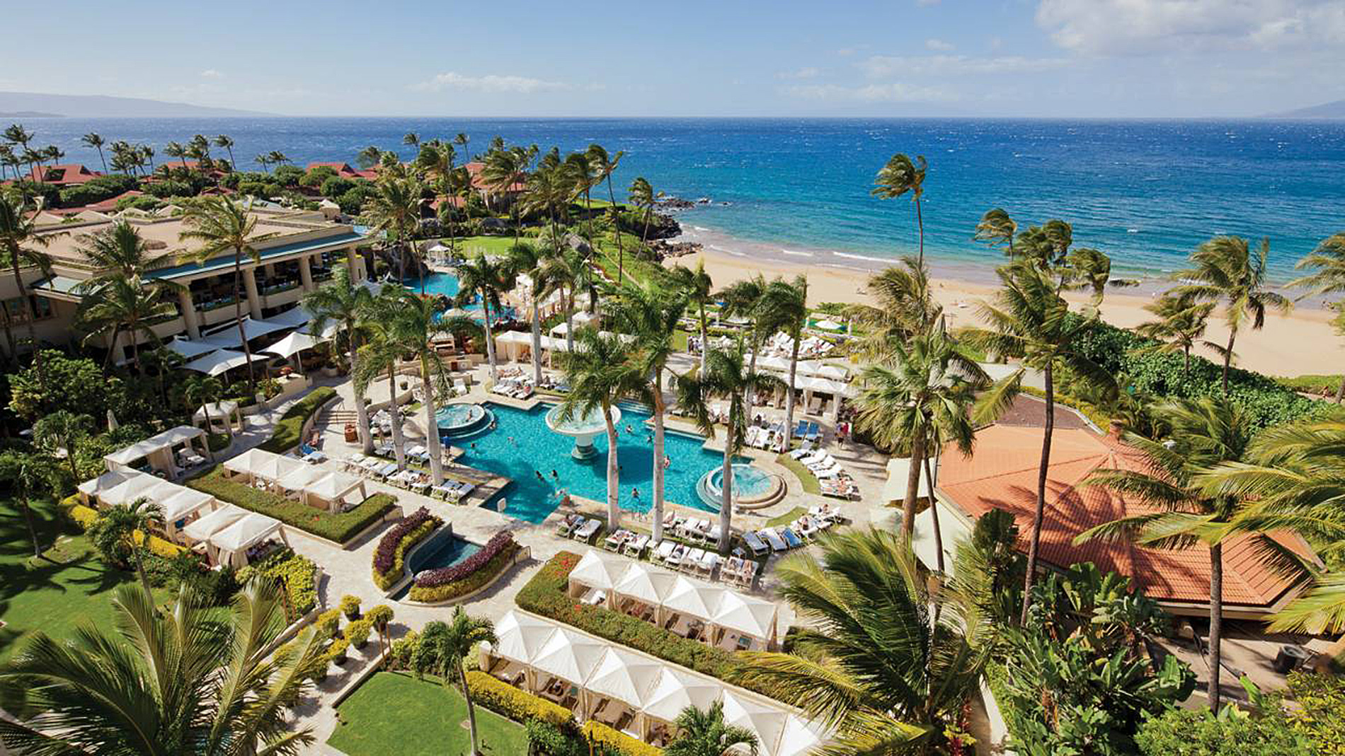How Hotels with Beachfront Accommodation are Ideal