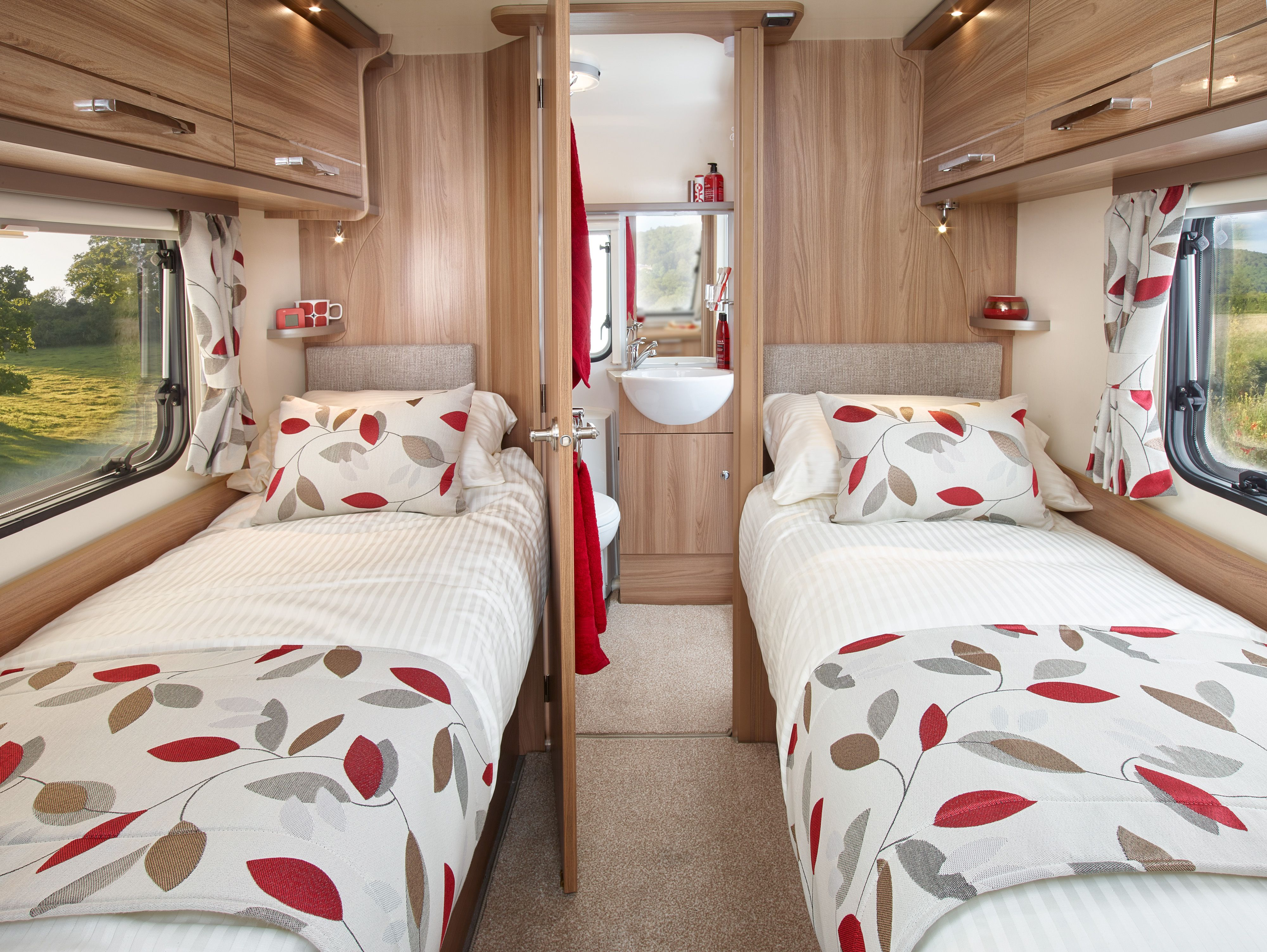 Motorhome Layout and Features