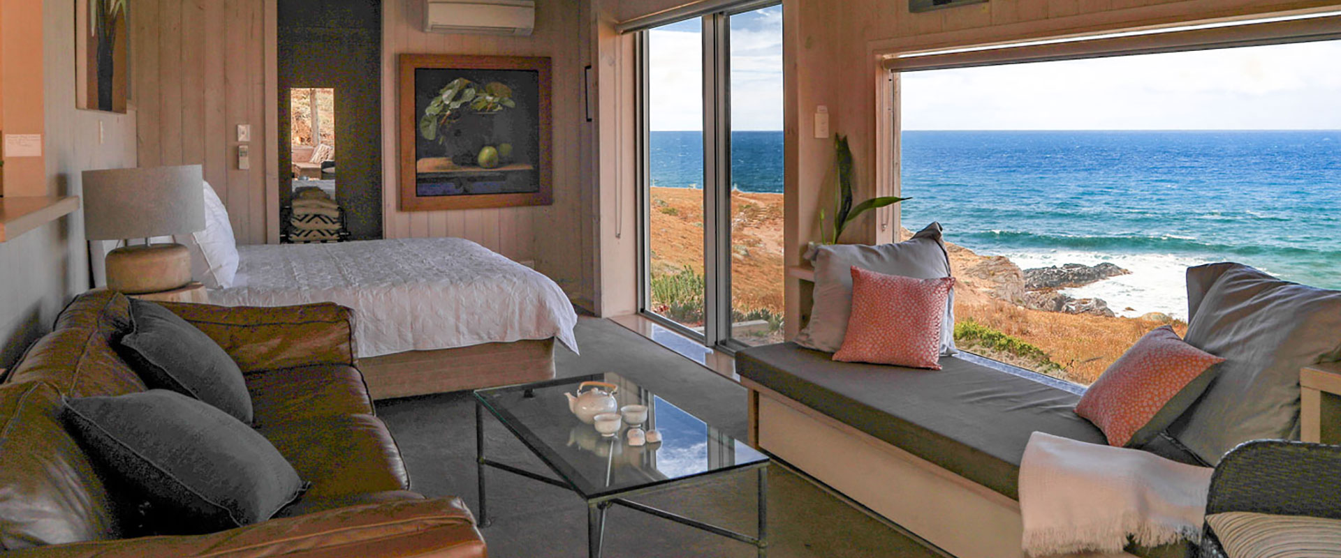 Getting the best ocean view accommodation room
