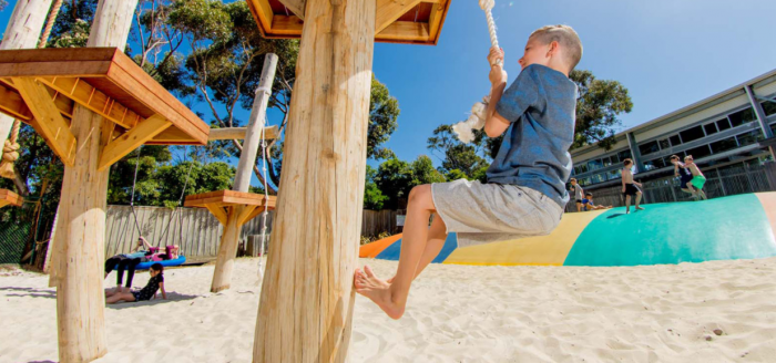 kid-friendly holiday parks
