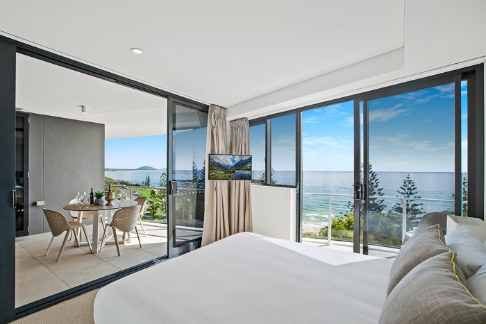 Ocean View Accommodation